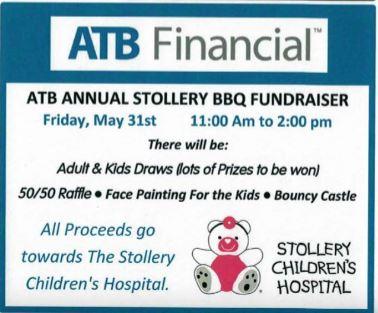 ATB Fundraiser