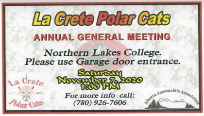 BDB Nov. 16, 2020-Polar Cats AGM