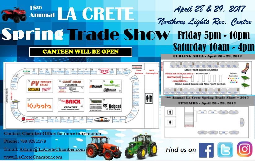 2017 Trade Show Poster