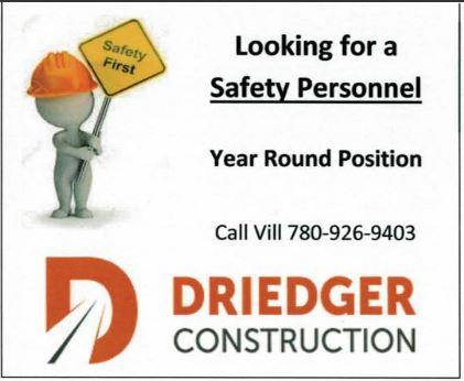BDB-Driedger Construction-June 1