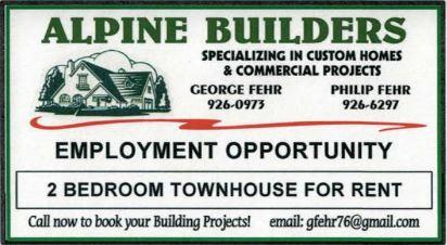 BDB Feb 16, 2020-Alpine Builders-