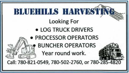 Bluehills Harvesting-BDB July 16, 2019
