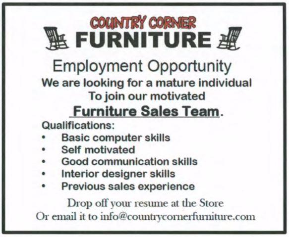 Country Corner Furniture