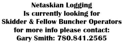 Emailed Dec 21-Netaskian logging-Skidder-Buncher