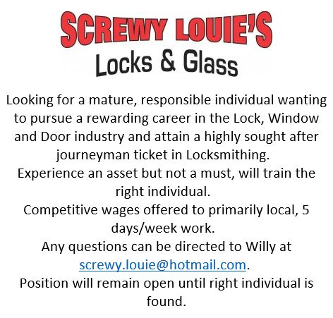 Emailed November 26 Screwy Louie's