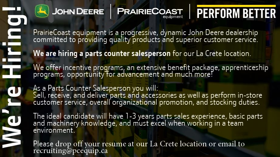 Emailed-PrairieCoast-Parts Counter Sales Person-June 5, 2020