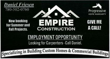 Empire Construction-Carpenters