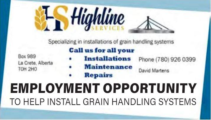 Highline Services-BDB June 16