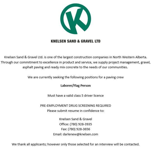 Knelsen-Laborer-Flag Person July 19-Emailed