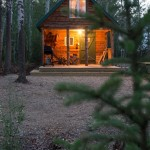 Life Through A Lens Cabin in the Woods Image