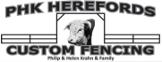 PHK Herefords & Custom Fencing
