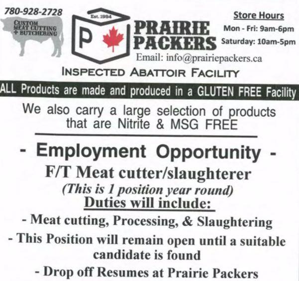 Prairie Packers