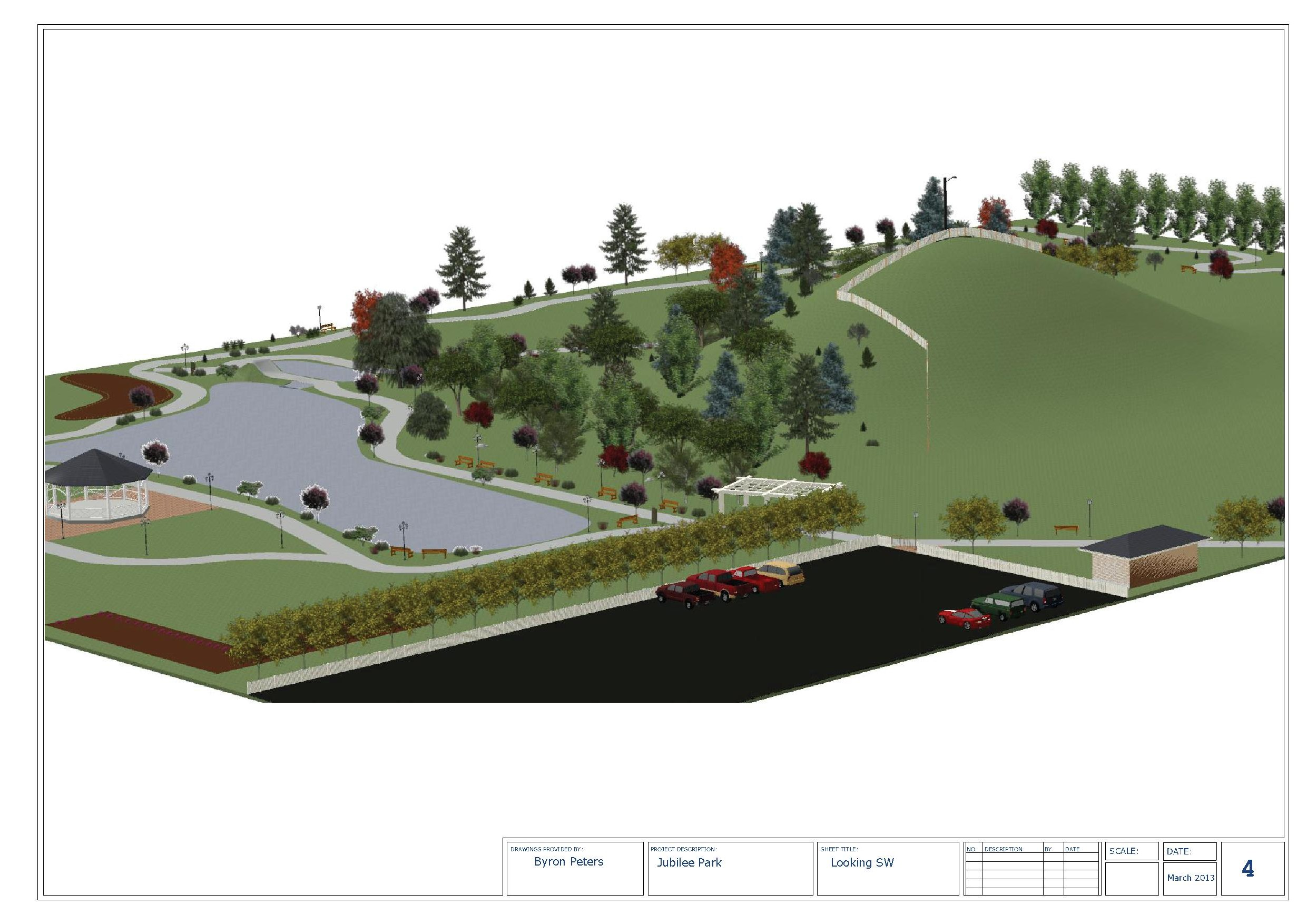 Jubilee Park Proposed Layout Image 2