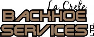 La Crete Backhoe Services Ltd.