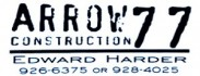 Arrow 77 Construction | Harder Contracting