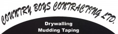 Country Boys Contracting Ltd.
