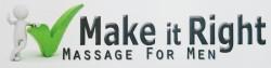 Make it Right Massage for Men