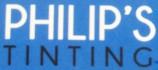 Philip's Tinting
