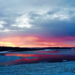 The Peace River - Ed Froese