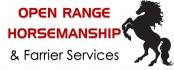 Open Range Horsemanship & Farrier Services