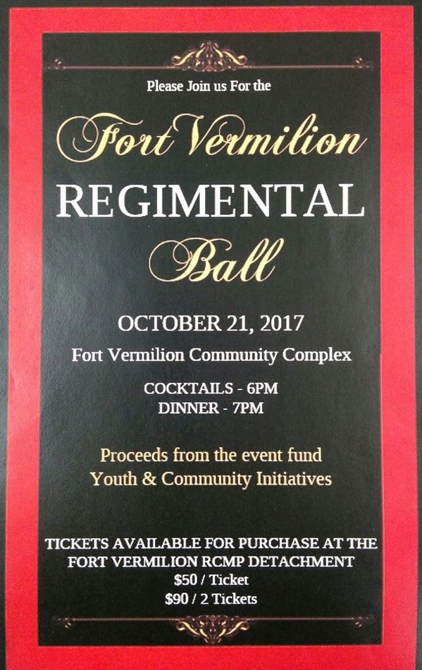 Regimental Ball