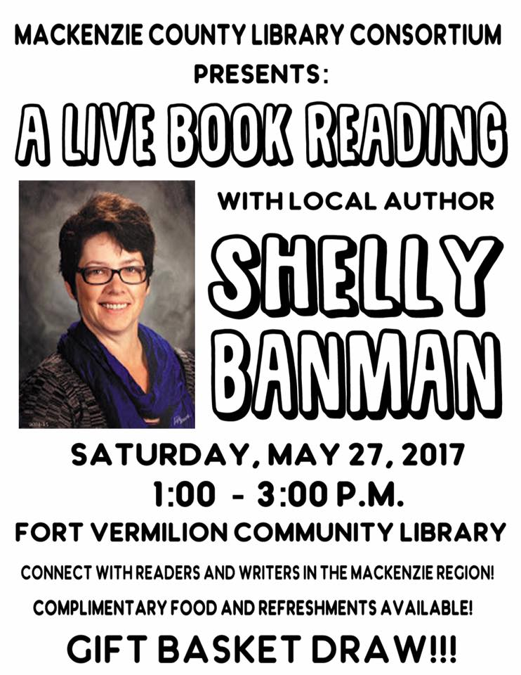 Shelly Banman Book Reading