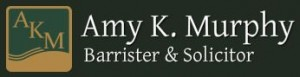 Amy K. Murphy Barrister & Solicitor