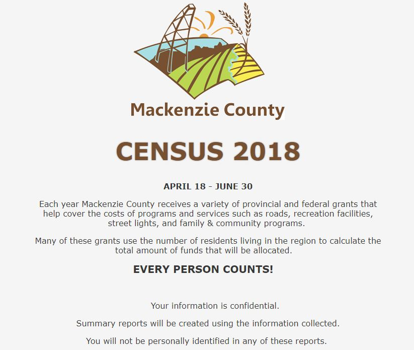 County Census 2018