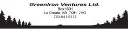 Green Iron Ventures Ltd.