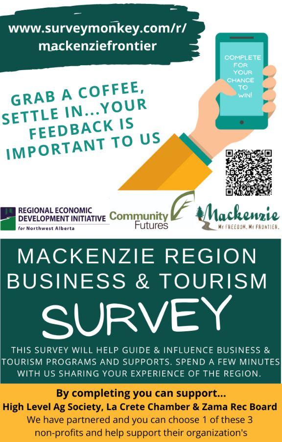 Mackenzie Region Survey 2021