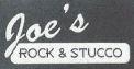 Joe's Rock & Stucco
