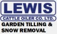 Lewis Cattle Oiler (Tilling & Snow Removal)